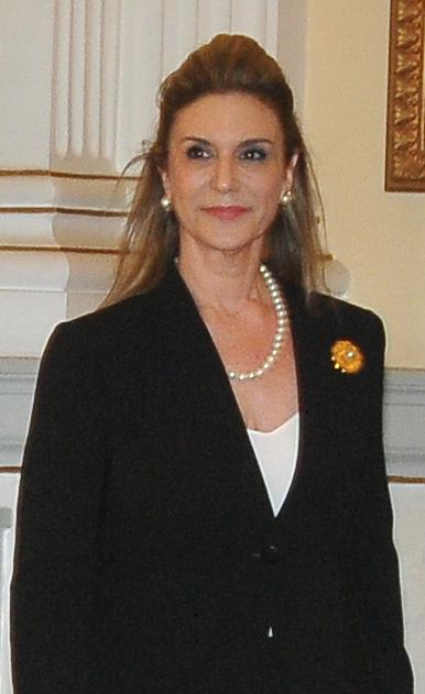 Ambassador of the Republic of Panama, Julie Lymberopulos