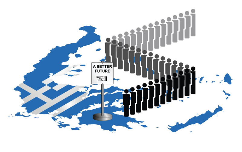 A History of Immigration in Greece: A phenomenon that has been affecting states for thousands of years
