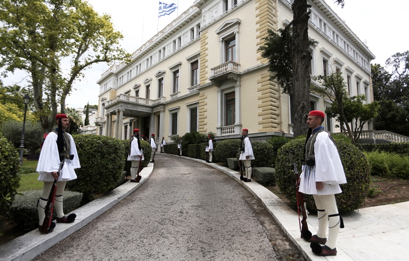 Ambassadors of Georgia, Italy, India and Poland present their Credentials to the President of the Republic
