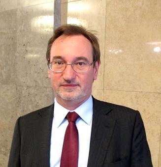 Ambassador of the Czech Republic, Jakub Karfik