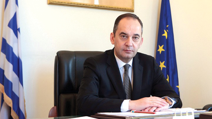 Q&A: Minister of Maritime Affairs & Insular Policy, Yiannis Plakiotakis
