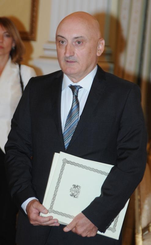 Ambassador of Georgia, David Dondua