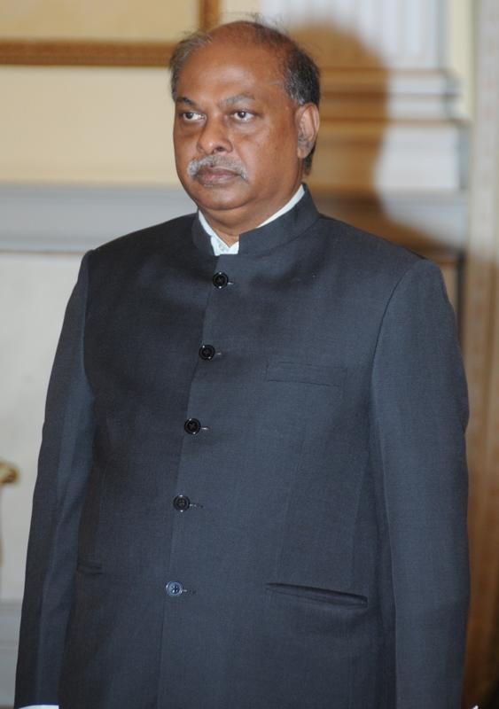 Ambassador of the Republic of India, Amrit Lugun
