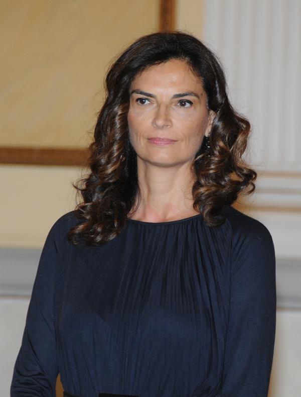 Ambassador of the Italian Republic, Patrizia Falcinelli