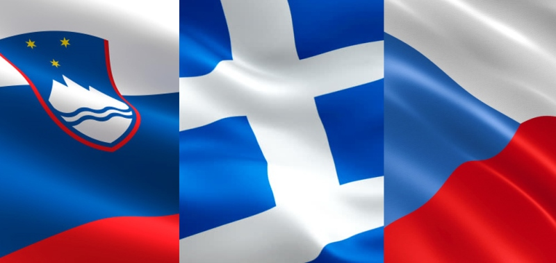 Minister of Foreign Affairs visits the Republics of Slovenia and Czechia