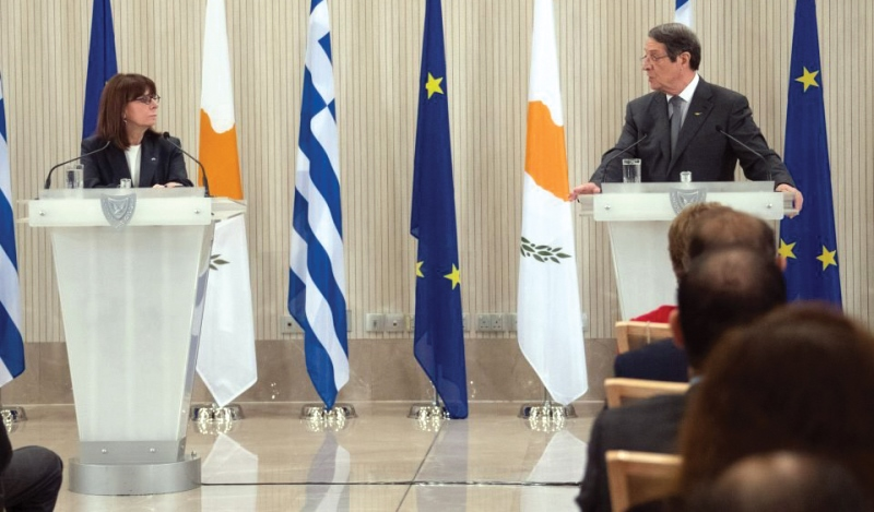 State Visit of the President of the Republic to the Republic of Cyprus