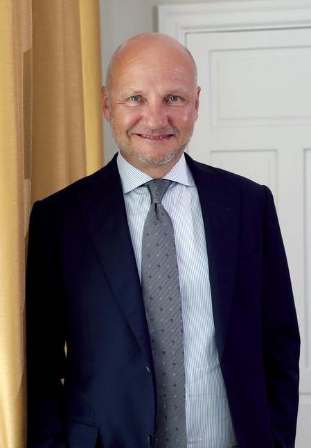 Ambassador of the Republic of Finland, Jari Gustafsson