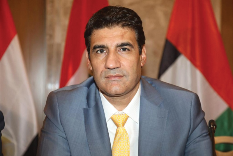 Interview with H.E. the Ambassador of the Republic of Iraq, Shorsh Khalid Said