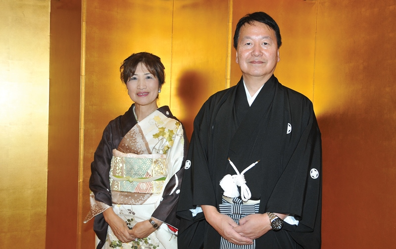 My memories as the Ambassador of Japan in Greece