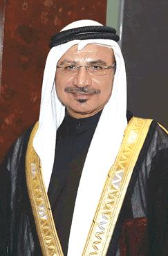 Ambassador of the United Arab Emirates, Sulaiman Hamed Almazroui