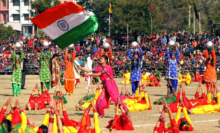 The 72nd Republic Day of INDIA