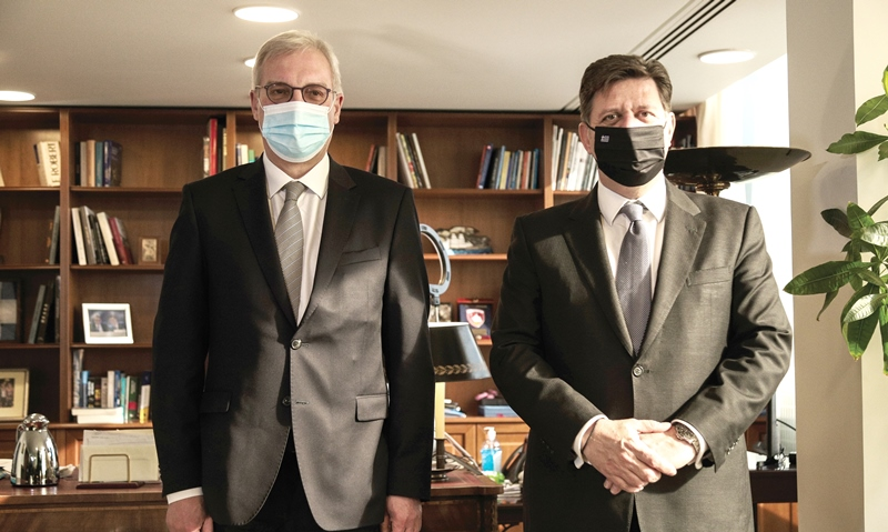 Visit of the Russian Deputy Foreign Minister to Athens