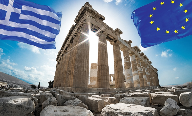 'Greece-European Union: 40 years stronger together' (1981-2021)