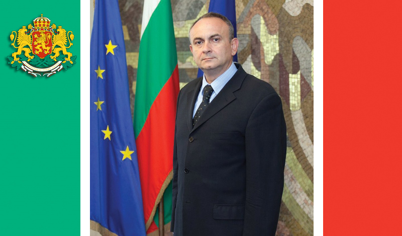 Article by the Bulgarian Ambassador on his country's National Day