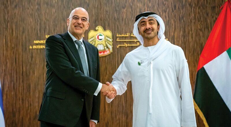 Minister of Foreign Affairs visits the United Arab Emirates