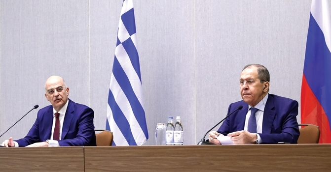 Greece and Russia reaffirm their strong bilateral relationship