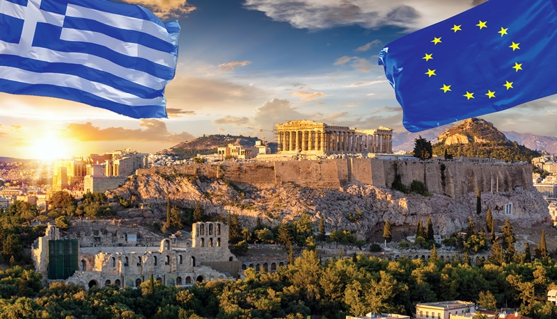 40 Years Greece-EU: Stronger together