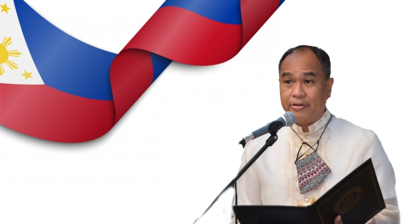 Philippine Embassy in Athens celebrates its 123rd Independence Day