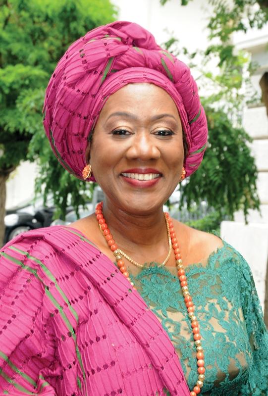 Ambassador of the Federal Republic of Nigeria, Nimi Akinkugbe