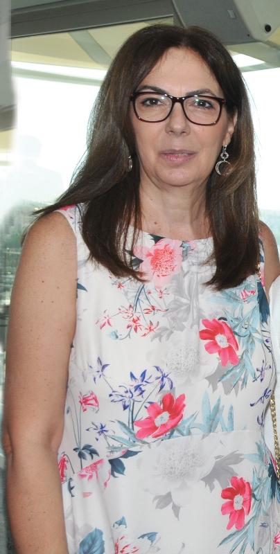 Ambassador of the Republic of North Macedonia, Lidija Boshkovska