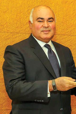 Ambassador of the Republic of Iraq, Mouayed Saleh