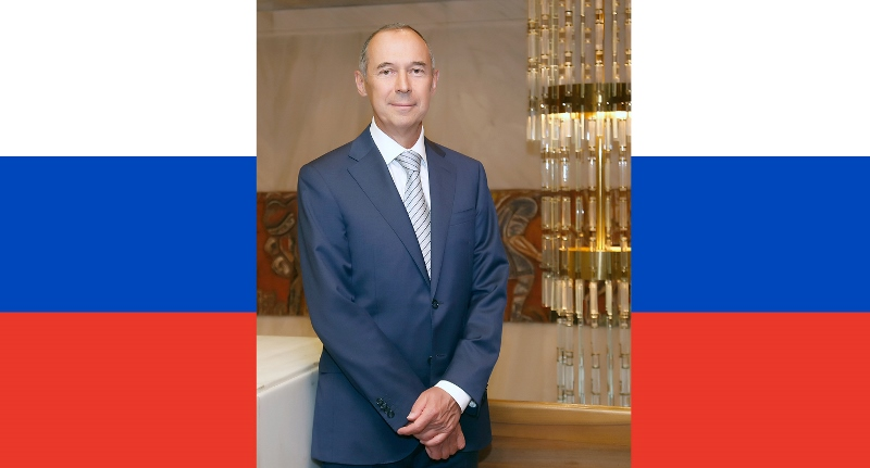 Article by the Russian Ambassador to honour Russia Day, June 12th