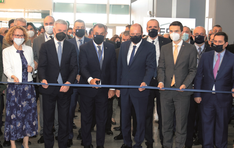 Defence Industry and Security International Exhibition: DEFEA 2021