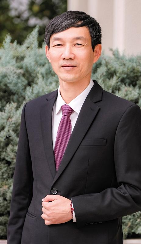 Ambassador of the Socialist Republic of Viet Nam, Nguyen Manh Cuong