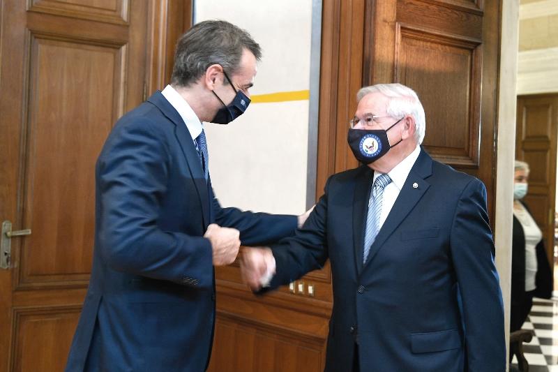 US Senators affirm US-GREECE strategic relationship